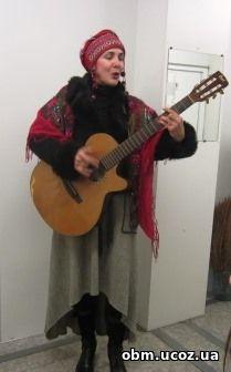 Співає Леся Чайка